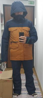 Bild 1 von Cosmin zu Burton - Covert Jacket Slim - Skijacke