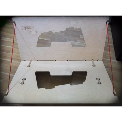 Bild 1 von Thomas zu Heckmann Holzbau - Crashpad-Sofa ''Crofa'' - Crashpad