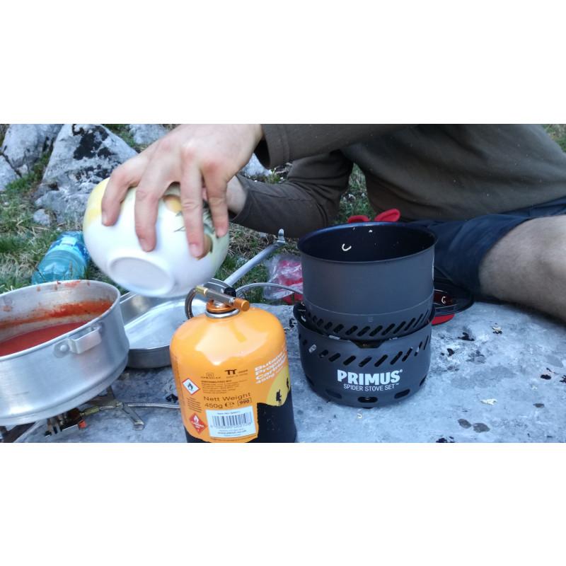 Bild 1 von Chris zu Primus - Spider Stove Set - Gaskocher
