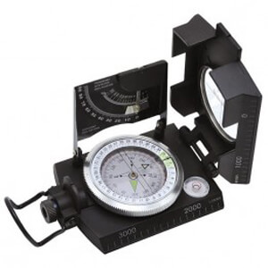 Kompasse im Kompass Shop